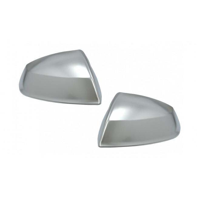 Καπάκια καθρεπτών για Audi Q7 4M RS Desing Αλουμινίου (2015-2019) Q5 (2017-2020) (MCAUQ74MSA)