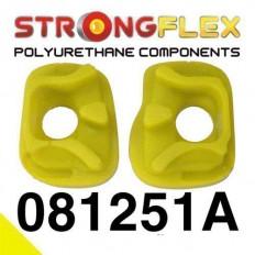 Σινεμπλόκ Πολυουρεθάνης Strongflex Sport βάσεις κινητήρα Sport - (081251A)