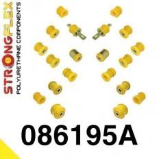 Σινεμπλόκ Πολυουρεθάνης Strongflex Sport Kit 90Sha - Hond Civic Ep-Eu-Ev-Em-Es / Cr-V / Integra Dc5 - (086195A)