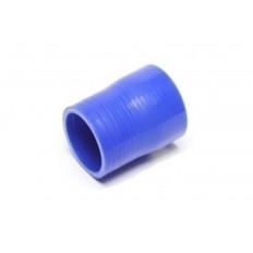 Κολάρο σιλικόνης ίσιο Συστολής μπλε 76mm, 57mm σε 51mm - (09B5007)