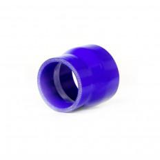 Κολάρο σιλικόνης ίσιο Συστολής μπλε 76mm, 76mm σε 51mm - (09B5009)