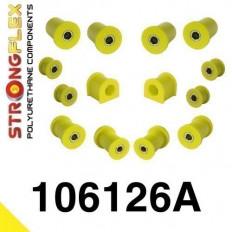 Σινεμπλόκ Πολυουρεθάνης Strongflex Sport εμπρός πλήρε κιτ - (106126A)