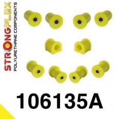 Σινεμπλόκ Πολυουρεθάνης Strongflex Sport εμπρός πλήρε κιτ - (106135A)