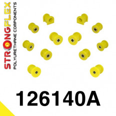 Σινεμπλόκ Πολυουρεθάνης Strongflex Sport πίσω πλήρες κιτ - (126140A)