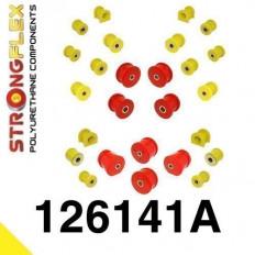 Σινεμπλόκ Πολυουρεθάνης Strongflex Sport πλήρες κιτ - (126141A)