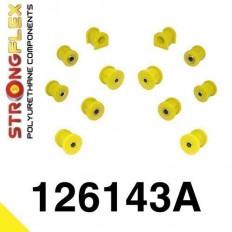 Σινεμπλόκ Πολυουρεθάνης Strongflex Sport πίσω πλήρες κιτ - (126143A)