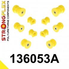 Σινεμπλόκ Πολυουρεθάνης Strongflex Sport εμπρός & πίσω πλήρες κιτ - (136053A)