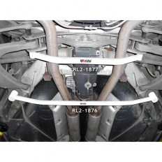 Μπάρα θόλων Ultra Racing Audi S8 06-10 D3  2-Point Rear Lower Tiebar 1877 -(220774)