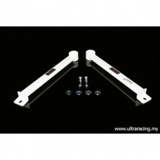Μπάρα θόλων Ultra Racing Audi A6 C7 11+  2X2P Rear Lower Side Braces 2489 -(229761)