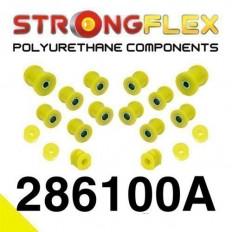 Σινεμπλόκ Πολυουρεθάνης Strongflex Sport set πίσω Polyurethane Sport - (286100A)