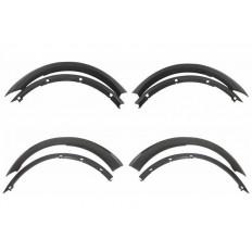 Φτερά / Φρύδια Mercedes Benz ML W164 (2005-2012) - (FFMBW164)