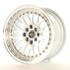 Ζάντα Αλουμινίου Japan Racing Jr10 15X8 (Et15) 4X100/114 Λευκή - (JR10158041574W)