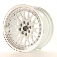 Ζάντα Αλουμινίου Japan Racing Jr10 15X8 (Et20) 4X100/108 Λευκή - (JR10158142074W)