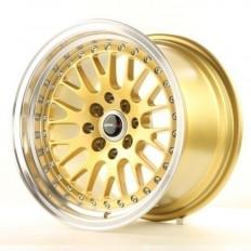 Ζάντα Αλουμινίου Japan Racing Jr10 15X9 (Et10) 4X100/114 Χρυσή - (JR10159041074GD)