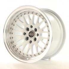 Ζάντα Αλουμινίου Japan Racing Jr10 15X9 (Et10) 4X100/114 Λευκή - (JR10159041074W)