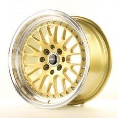 Ζάντα Αλουμινίου Japan Racing Jr10 16X8 (Et10) 4X100/114 Χρυσή - (JR10168041074GD)