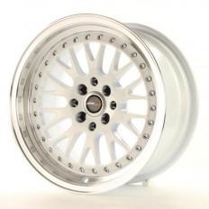 Ζάντα Αλουμινίου Japan Racing Jr10 16X8 (Et10) 4X100/114 Λευκή - (JR10168041074W)
