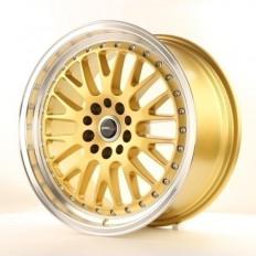 Ζάντα Αλουμινίου Japan Racing Jr10 18X8,5 (Et35) 5X100/120 Χρυσή - (JR101885MZ3574GD)