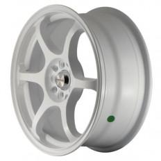 Ζάντα Αλουμινίου Japan Racing Jr1 18X8 (Et30) 5X100/114 Λευκή - (JR1188053073W)