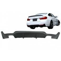 Diffuser BMW F32 F33 F36 (2013-) Coupe Cabrio 4 Series M Performance Design  - (RDBMF32MPDO)