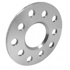 10mm  Σετ αποστάτες τροχών SCC  Καρέ: 5x120 Κέντρο μουαγιέ: 72,6 O - (10121)