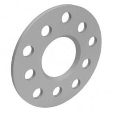 10mm  Σετ αποστάτες τροχών SCC  Καρέ: 5x120 Κέντρο μουαγιέ: 72,6 O - (10121E)