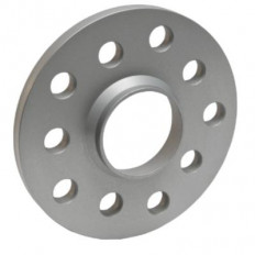 10mm Σετ αποστάτες τροχών με χειλάκι SCC Διπλού καρέ: 5x112 & 5x100 Κέντρο 57,1mm O - (12118E) - 6065 Alu