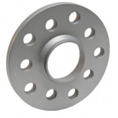 10mm  Σετ αποστάτες τροχών με χειλάκι SCC  Καρέ: 5x114,3 Κέντρο μουαγιέ: 66,1 O - (12236E)