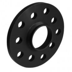 10mm  Σετ αποστάτες τροχών με χειλάκι SCC  Καρέ: 5x120 Κέντρο μουαγιέ: 64,1 O - (12599W)