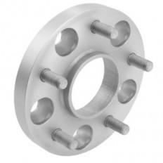 25mm  Σετ αποστάτες τροχών SCC  Καρέ: 5x108 Κέντρο μουαγιέ: 63,4 O - (14180ES)