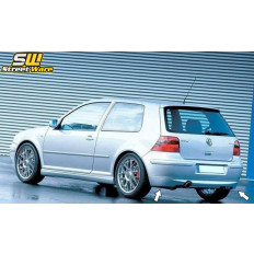 Diffuser Maxton Design VW Golf 4 25th Anniversary Look με τρύπα για εξατμιση - (VW-GO-4-25TH-R2A)