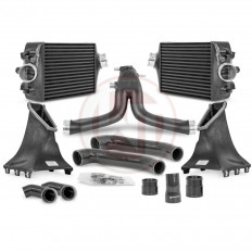Intercooler + Σωλήνα Y-Charge competition package Wagner Tuning Porsche 991 Turbo(S) - (WG.700001099.991.1)