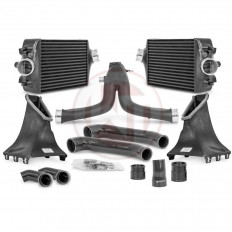 Intercooler + Σωλήνα Y-Charge competition package Wagner Tuning Porsche 991 Turbo(S) - (WG.700001099.991.2)